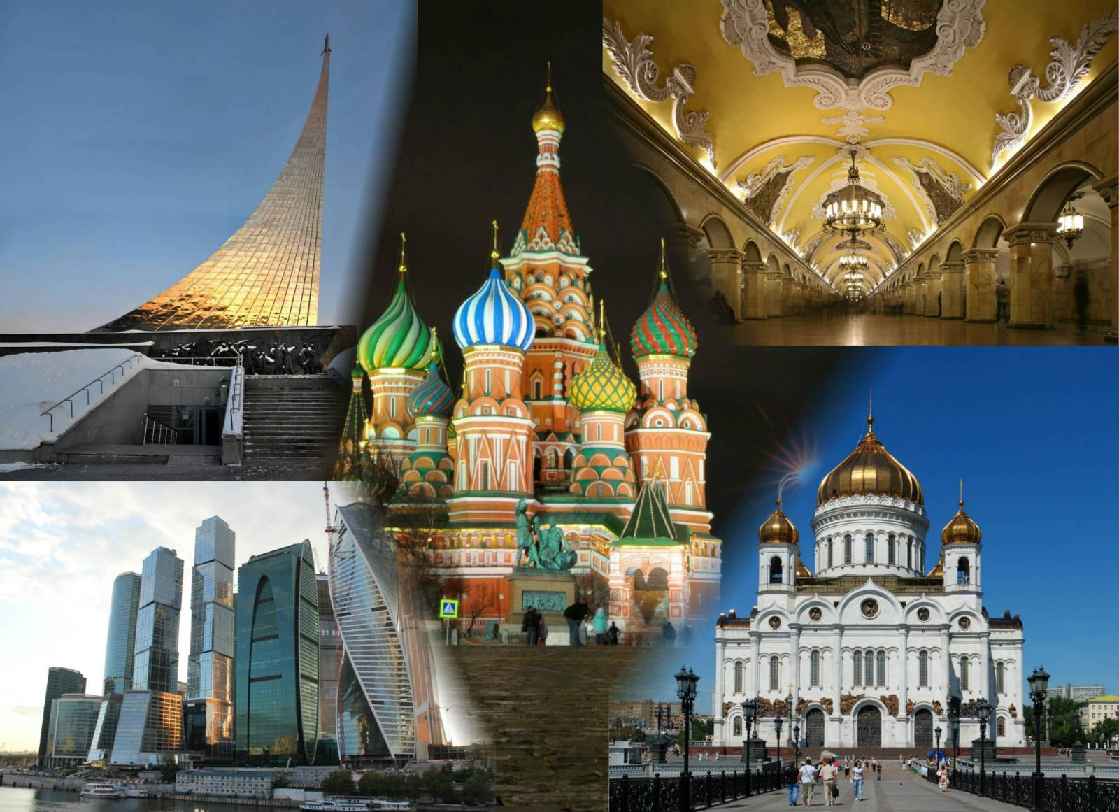 Cathedral Museum The Fairy-Tale Road, MOSCOW-MODERN HISTORICAL FAIRY TALE - Travel All Together