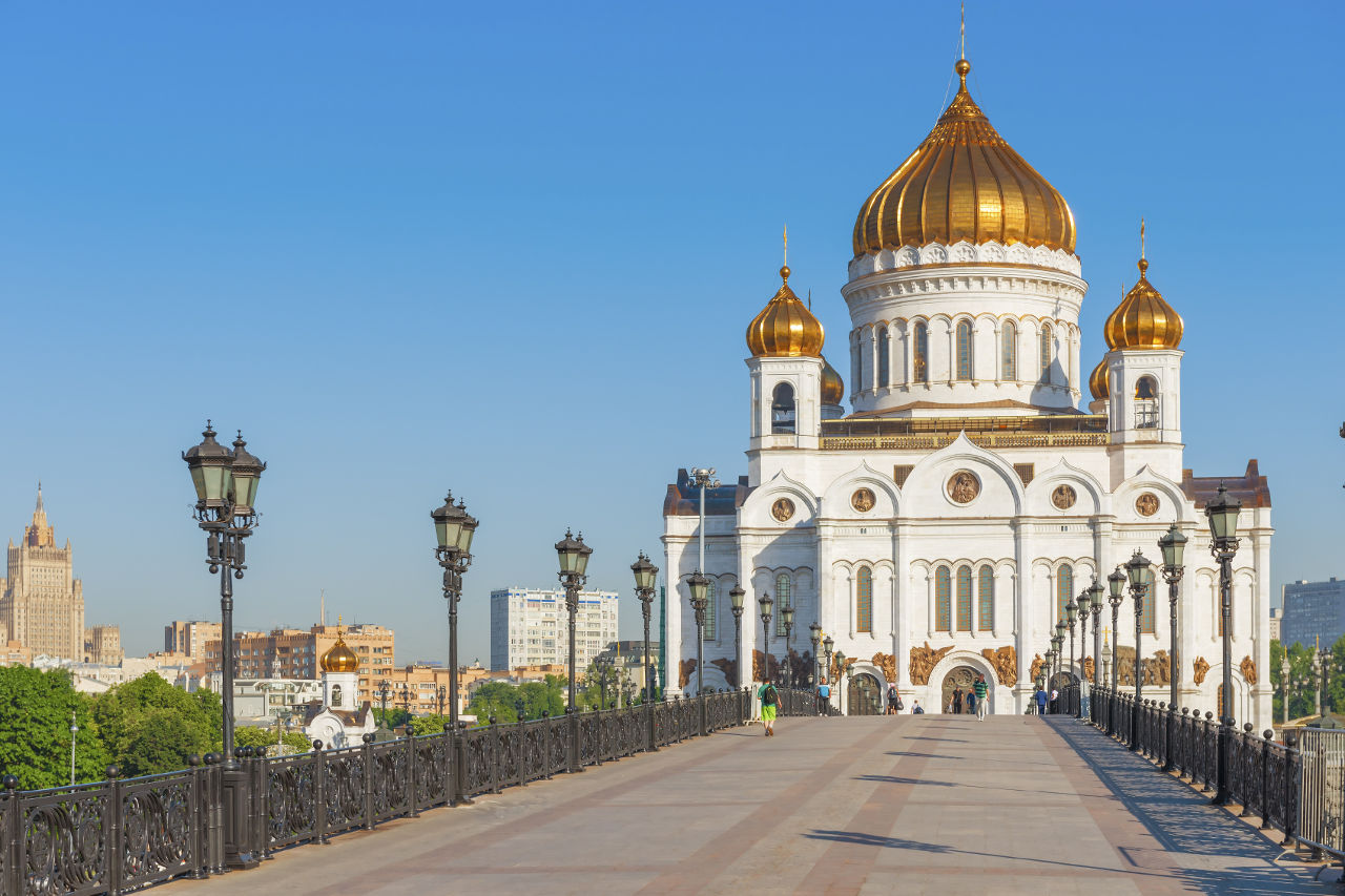 Cathedral of Christ Our Savior Moscow, Top 5 Greatest Churches of Moscow - BigTimeMoscow