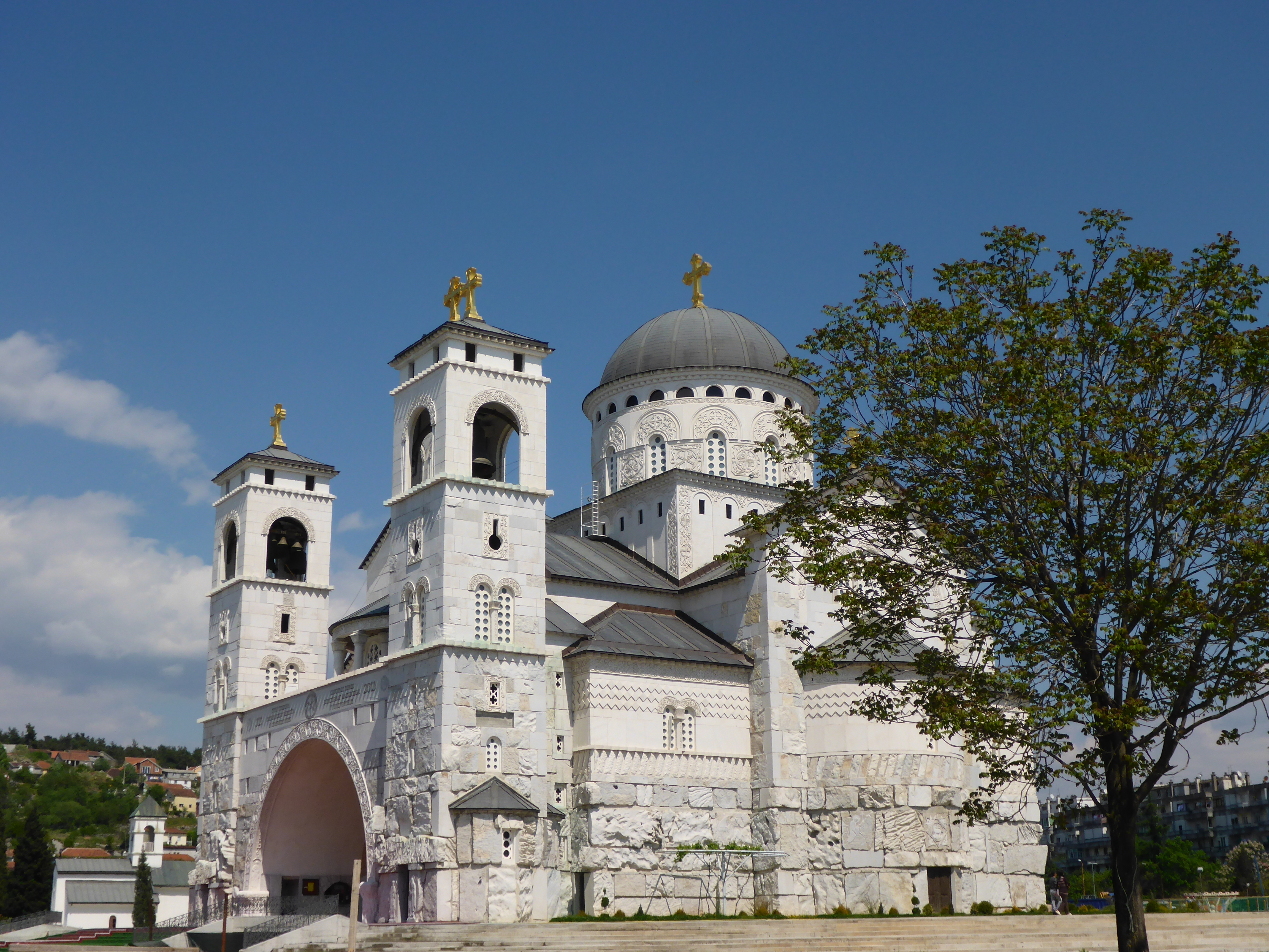 Cathedral of Christ's Resurrection Podgorica, Podgorica – Life is a journey!