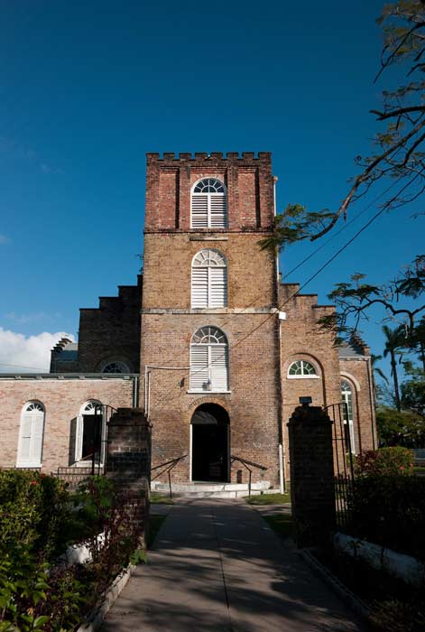 Cathedral of St. John the Baptist Belize City, St. John The Baptist Cathedral, Belize |