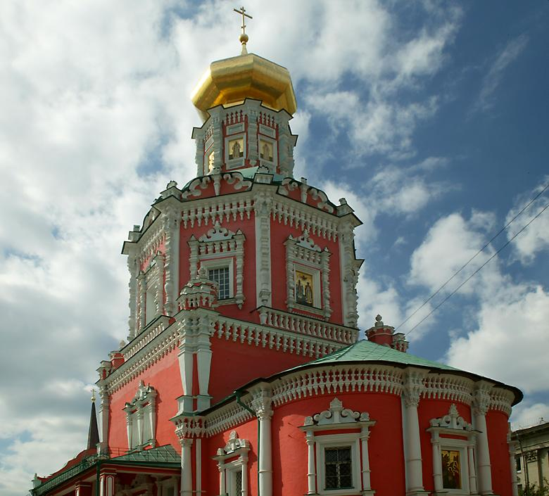 Cathedral of the Epiphany Moscow, Highlights of Moscow