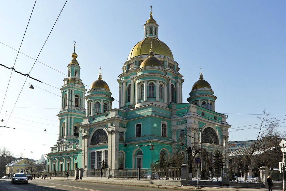 Cathedral of the Epiphany Moscow, Churches and Cathedrals Of The World - Page 93 - SkyscraperCity