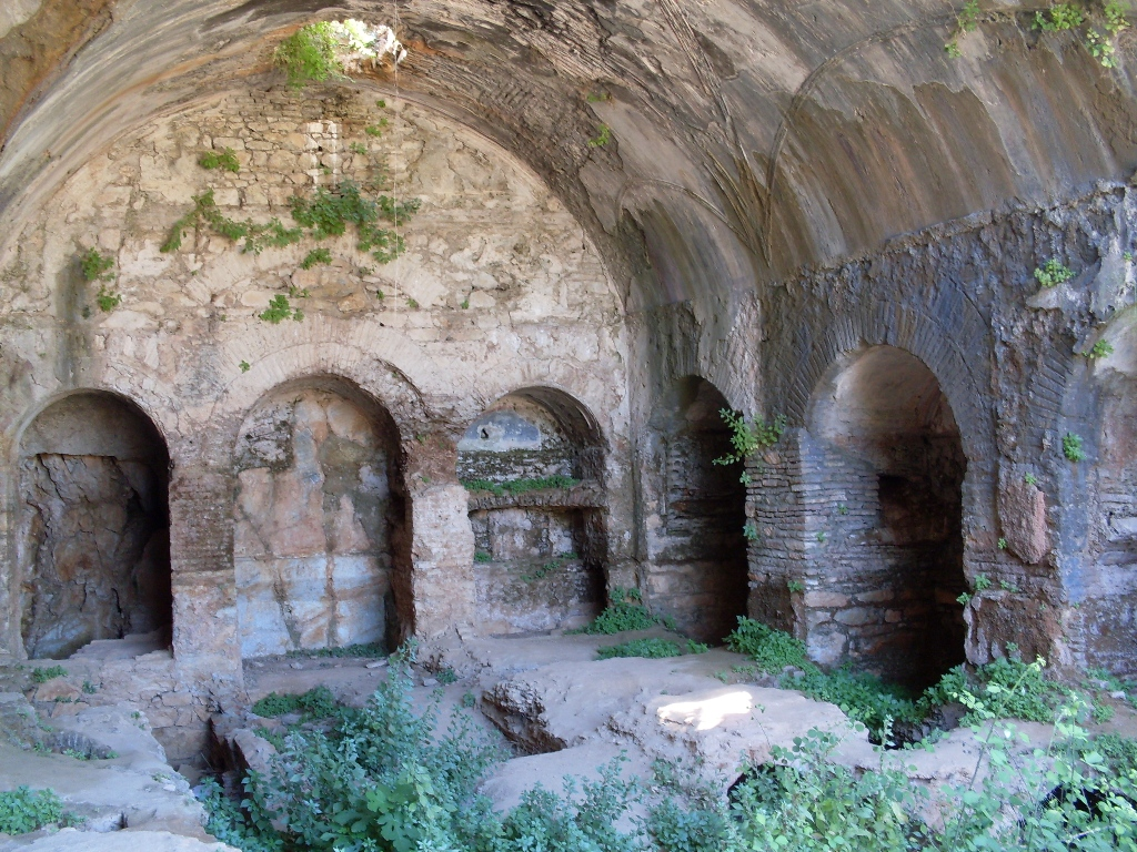 Cave of the Seven Sleepers Amman, Seven Sleepers And No Dog | The Seven Worlds