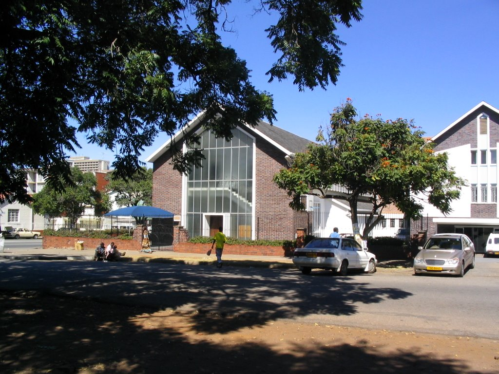 Central Baptist Church Harare, welcome to zimbabwe: Central Baptist Church