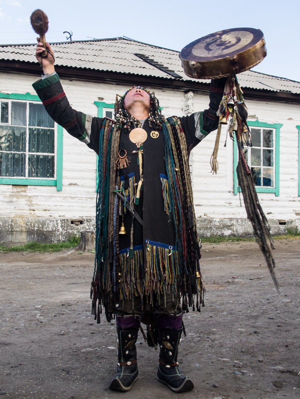 Centre for Tuvan Culture Kyzyl, The Tuva ethnic group: a secret culture behind Siberian forests ...