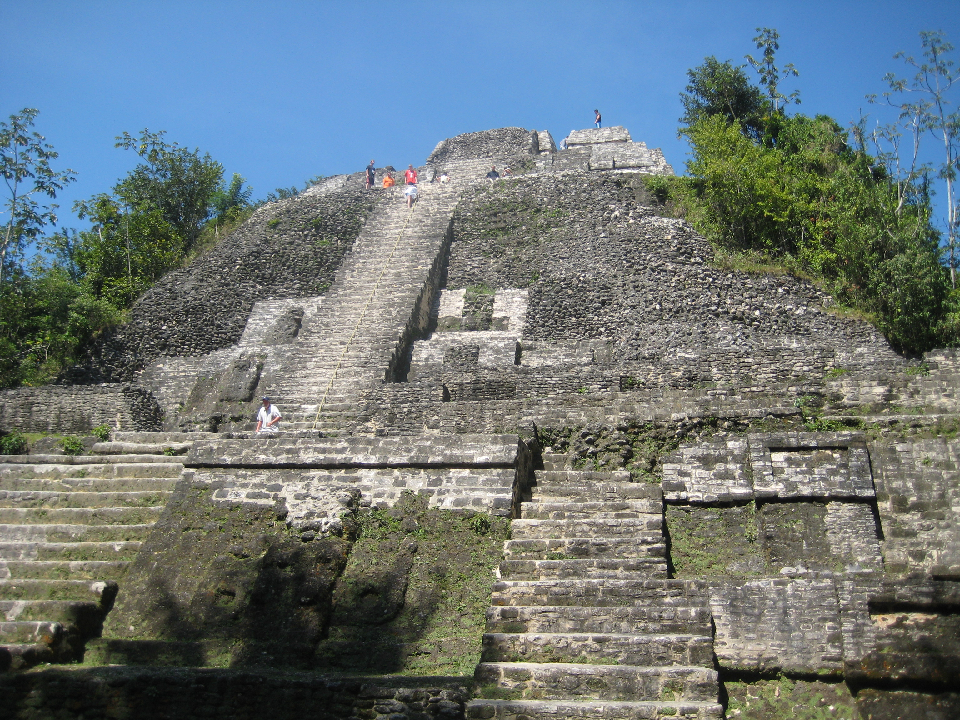 Cerro Maya Cerro Maya & Copper Bank, Travel to Mayan Ruins in Belize by Bus (and Boat)   Lower Dover ...