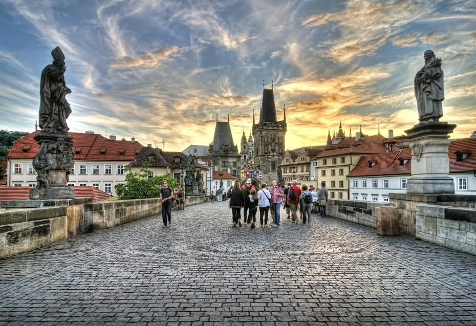 Charles Bridge Museum Prague, 20 Amazing Sunset View Pictures And Images Of Charles Bridge