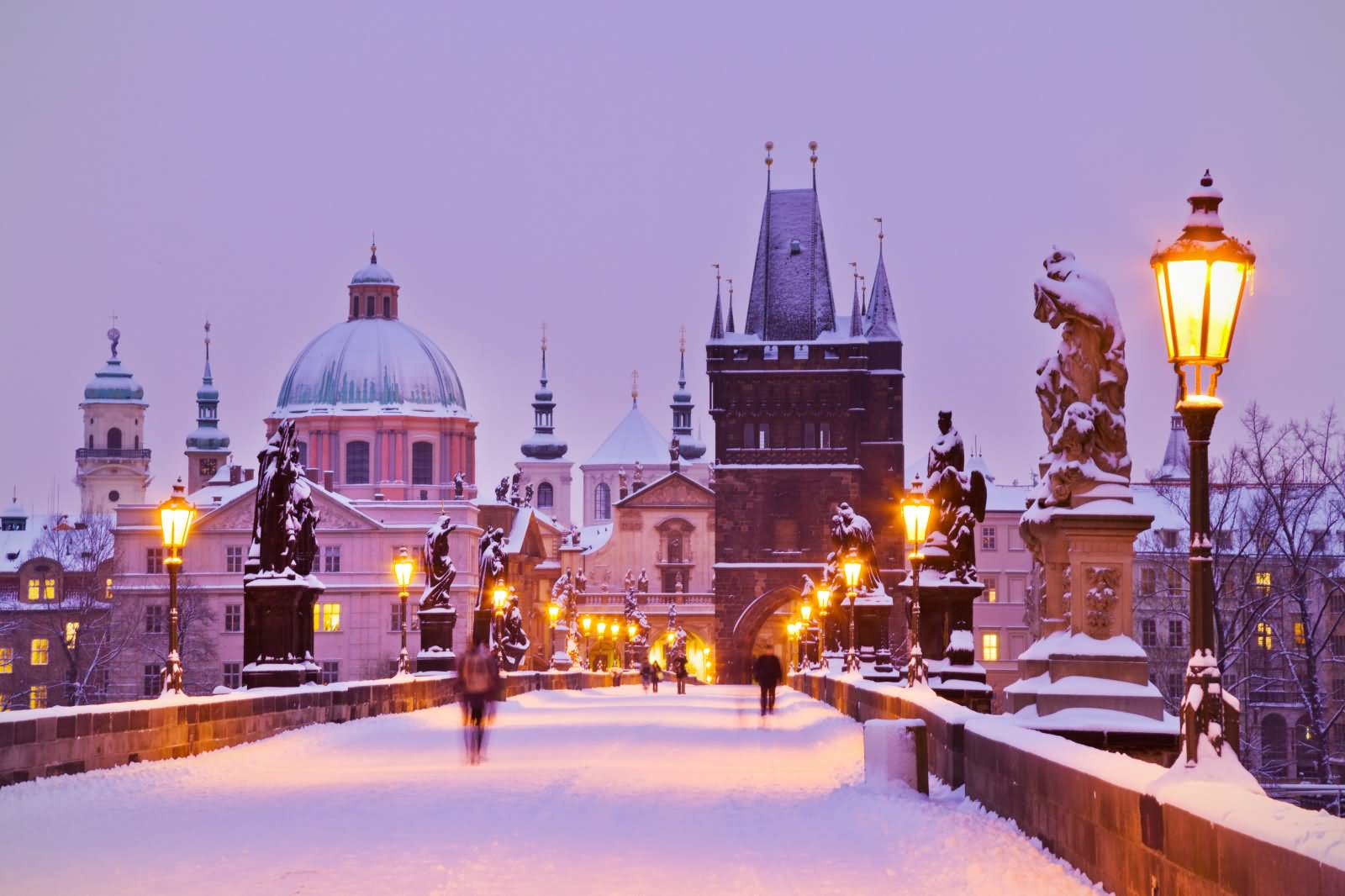 Charles Bridge Museum Prague, 20 Beautiful Charles Bridge During Winter Pictures And Photos