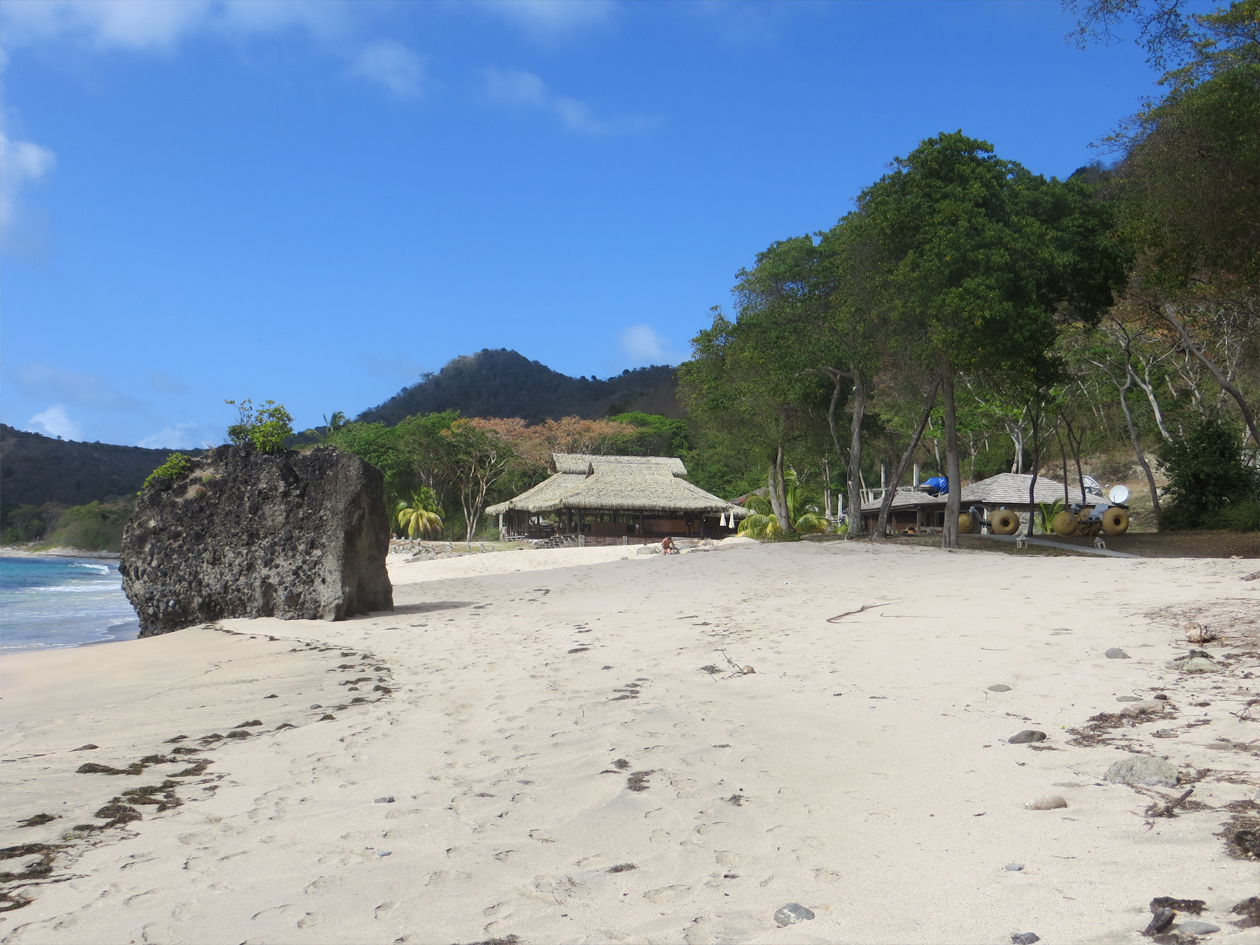 Chatham Bay Union Island, March 31st to April 3rd – Union Island to Carriacou  