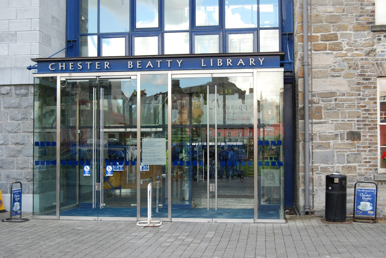 Chester Beatty Library Dublin, Our Clients - Brochure Broker