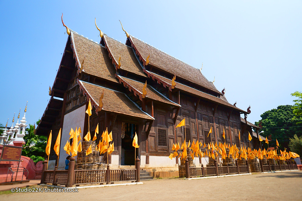 Wat Phan On Chiang Mai, What to Do in Chiang Mai Old City - Chiang Mai Old City Attractions