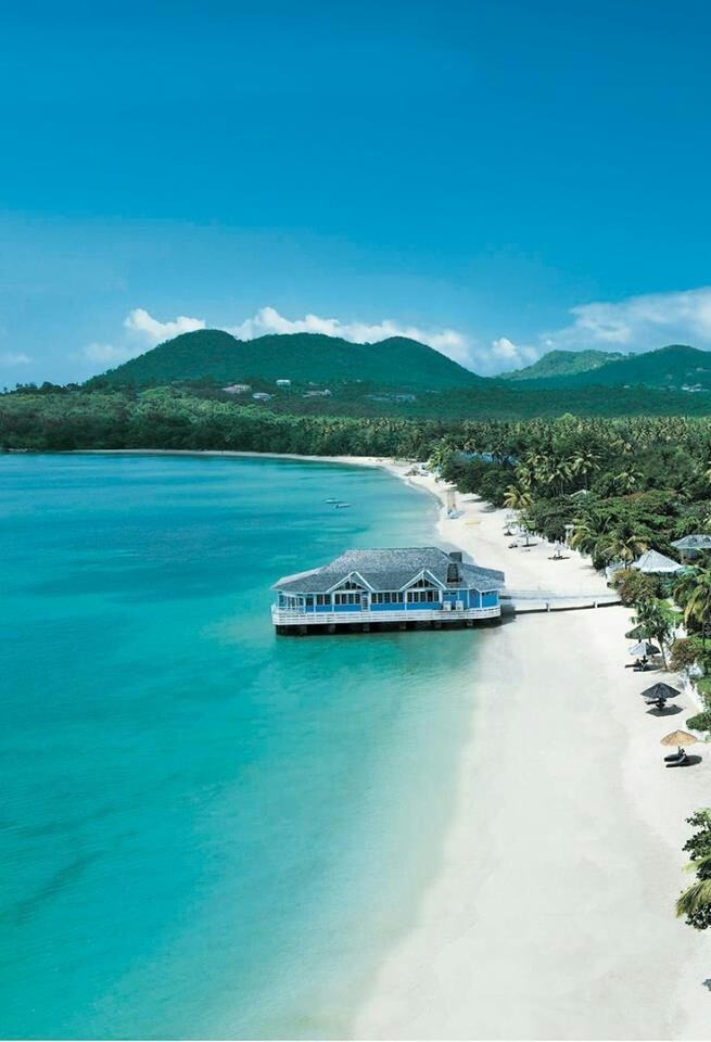 Choc Beach Around Castries, 162 best St. Lucia images on Pinterest | Saint lucia, Caribbean ...