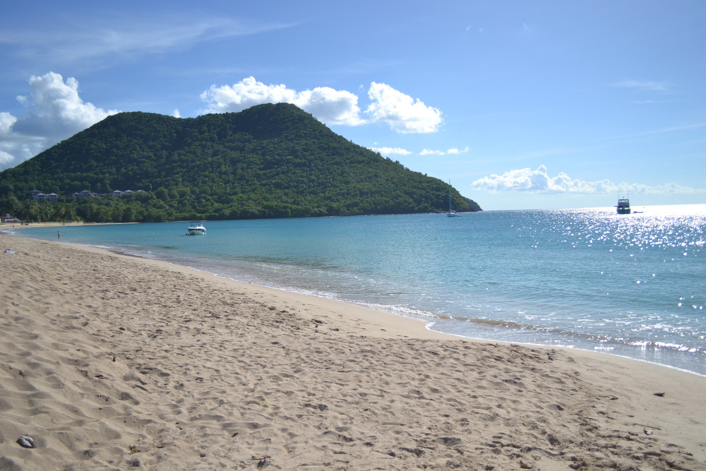 Choc Beach Around Castries, Paradise Properties St. Lucia Real Estate