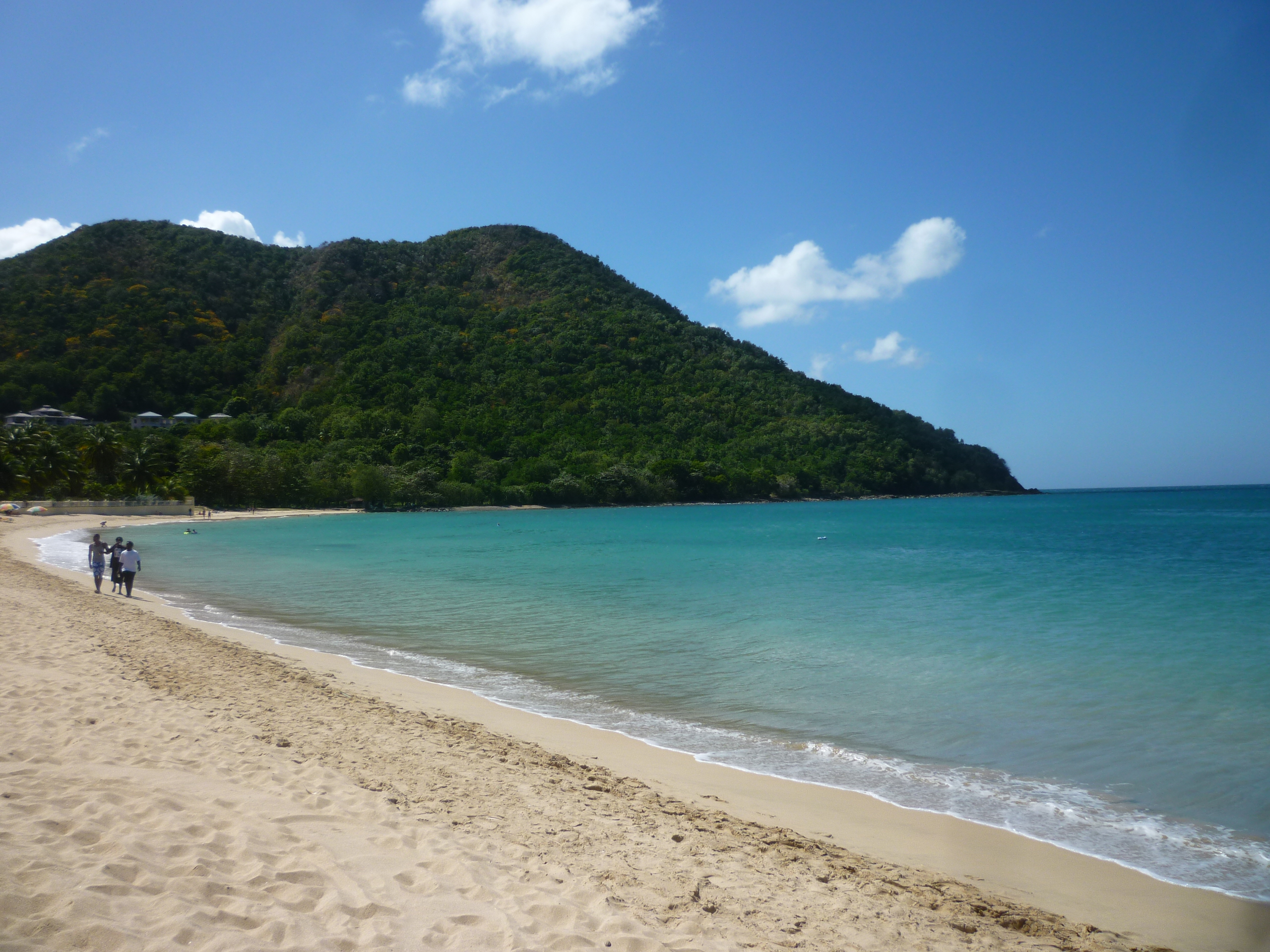 Choc Beach Around Castries, Guide: St Lucia, the green wonder of the Caribbean | Dokodemo Door