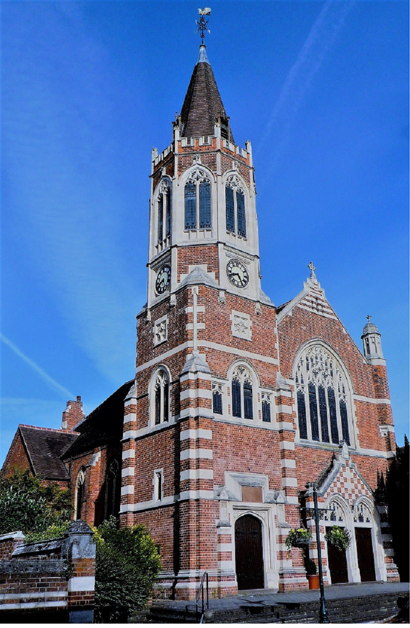 Christ Church Picture Gallery The Thames Valley, CHRIST CHURCH – Serving Christ in Henley-on-Thames