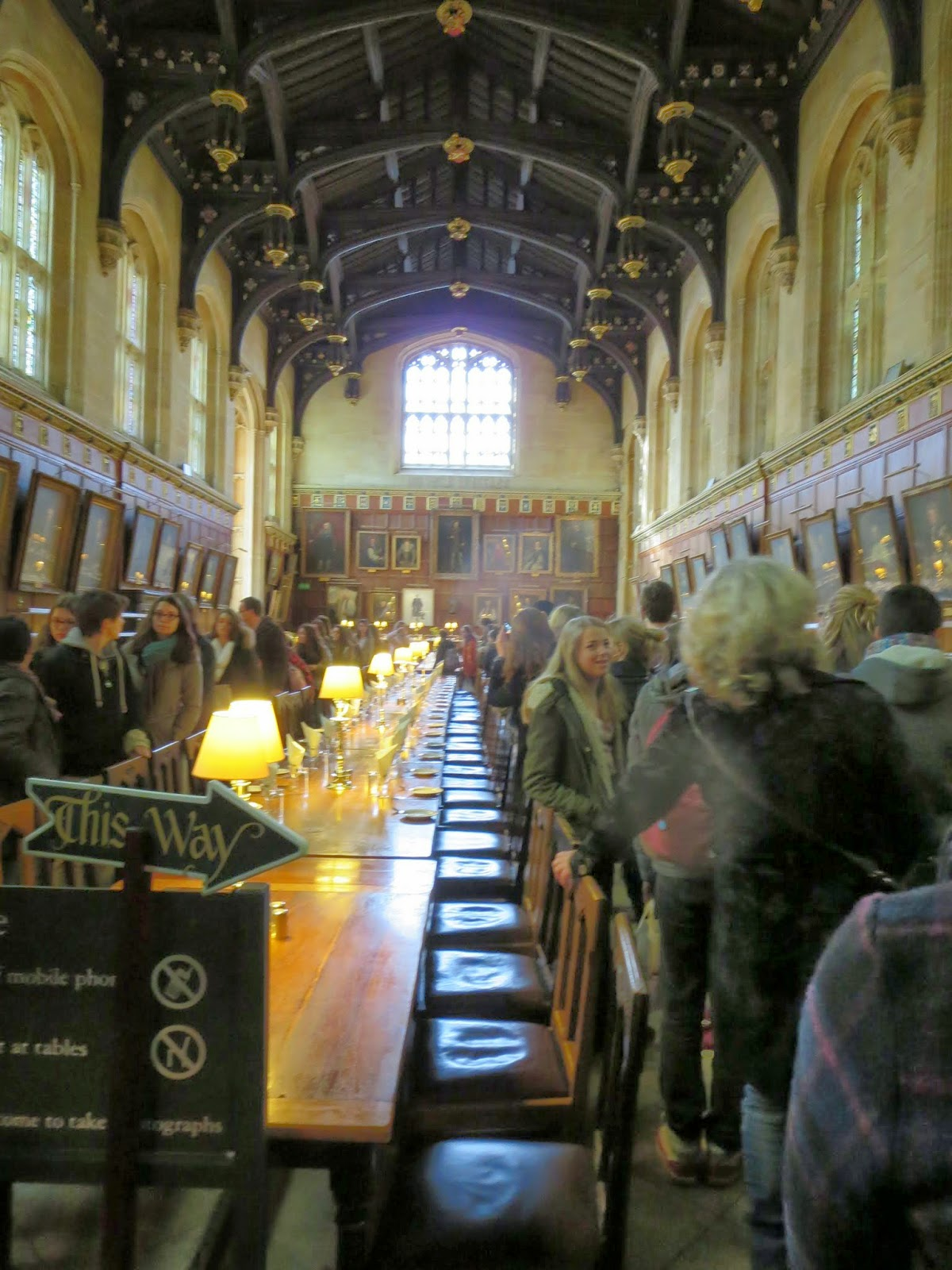 Christ Church Picture Gallery The Thames Valley, Oxford - Christ Church College and a Reminder of Hogwarts ...