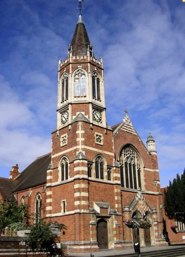 Christ Church Picture Gallery The Thames Valley, Our History – CHRIST CHURCH