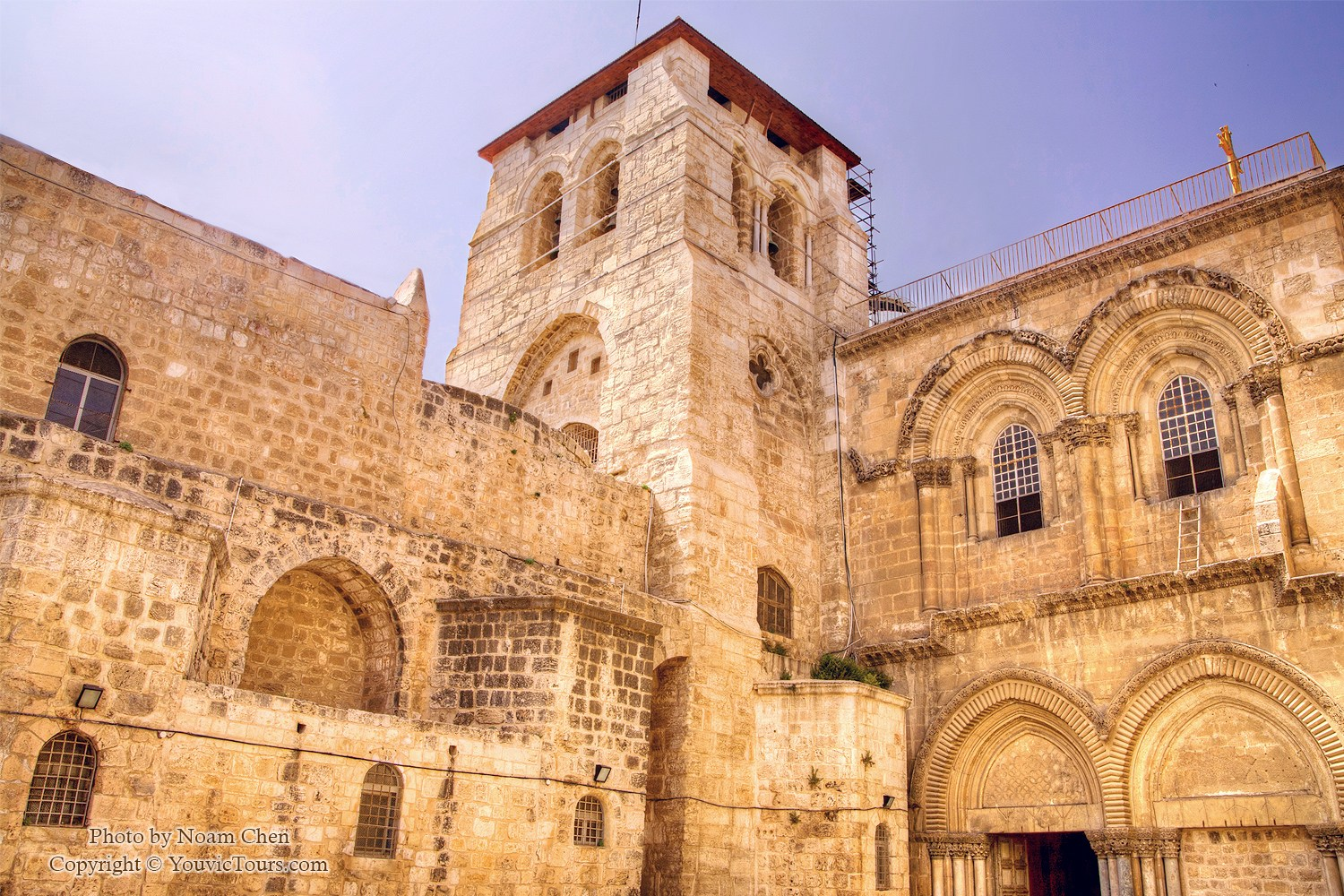 Church of St. Catherine Around Jerusalem and the Dead Sea, Holyland Excursions - Holyland Tours
