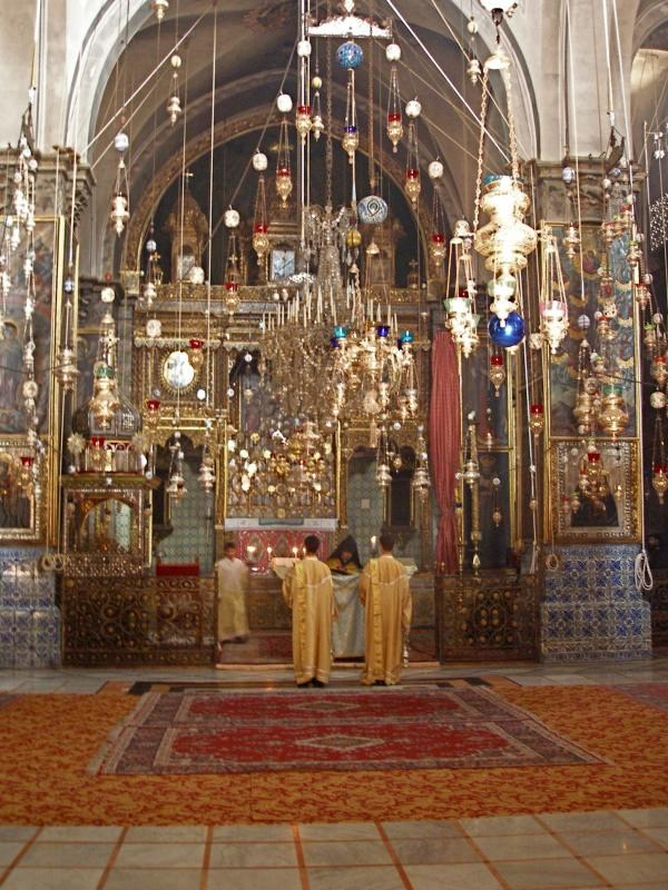 Church of St. Catherine Around Jerusalem and the Dead Sea, Church of St James « See The Holy Land