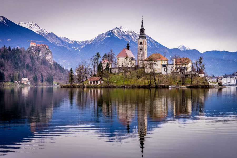 Church of St John the Baptist Lake Bohinj, My 5 Favorite Pictures from Incredible Lake Bled, Slovenia ...