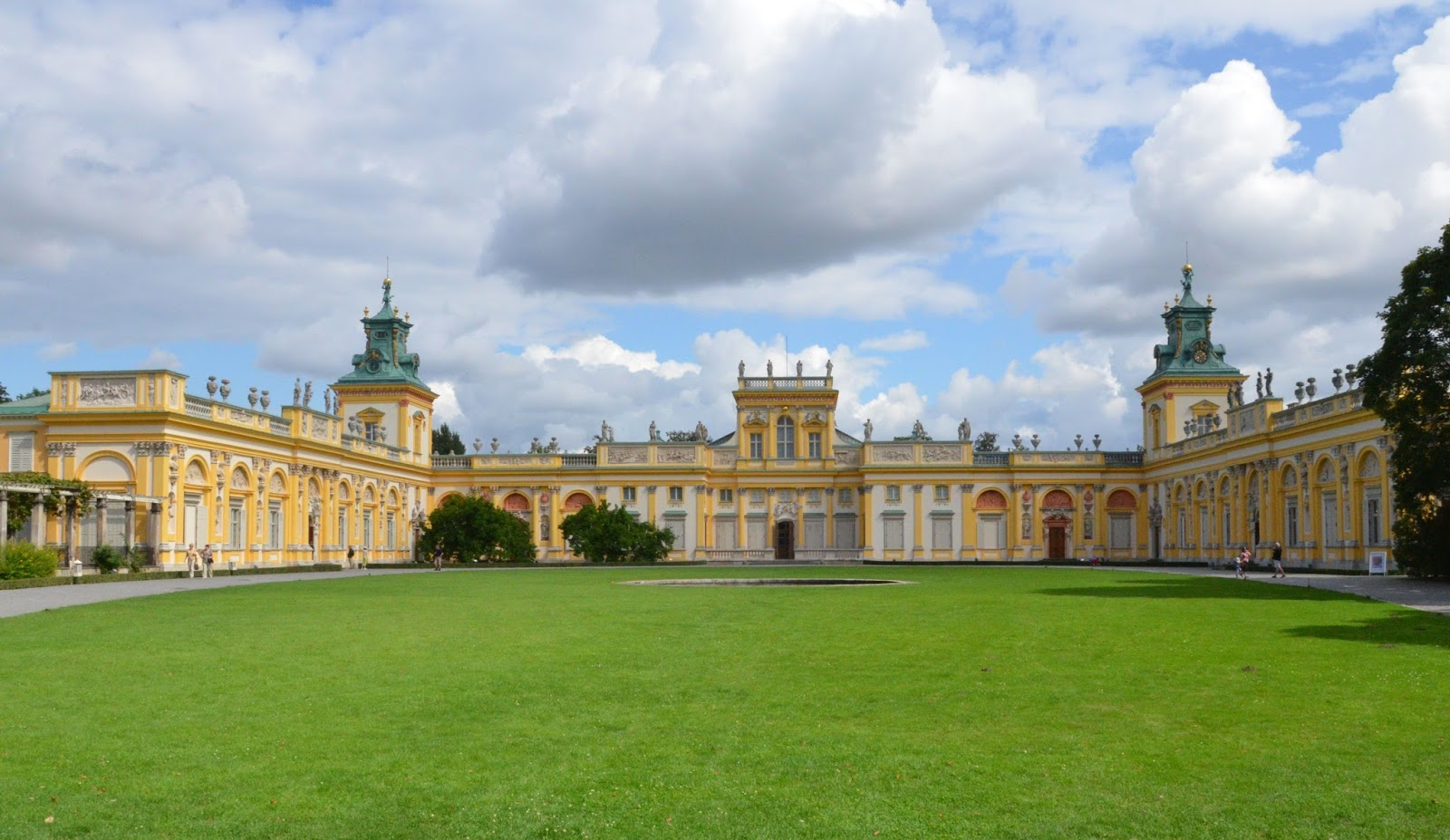 Church of St Mary Magdalene Wrocław, Warsaw, Wilanow Palace | Maggy and Adam's Amazing European Adventure