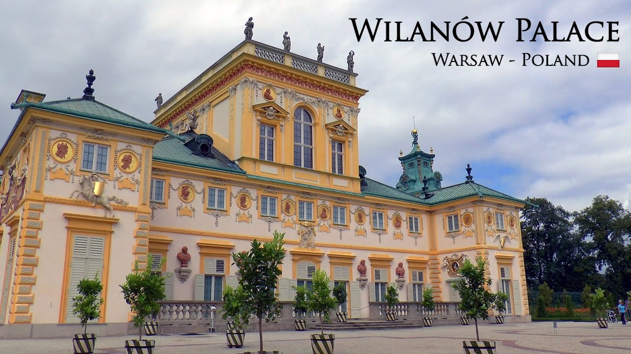 Church of St Mary Magdalene Wrocław, WILANÓW PALACE │ WARSAW - Full walking tour: outside and inside ...