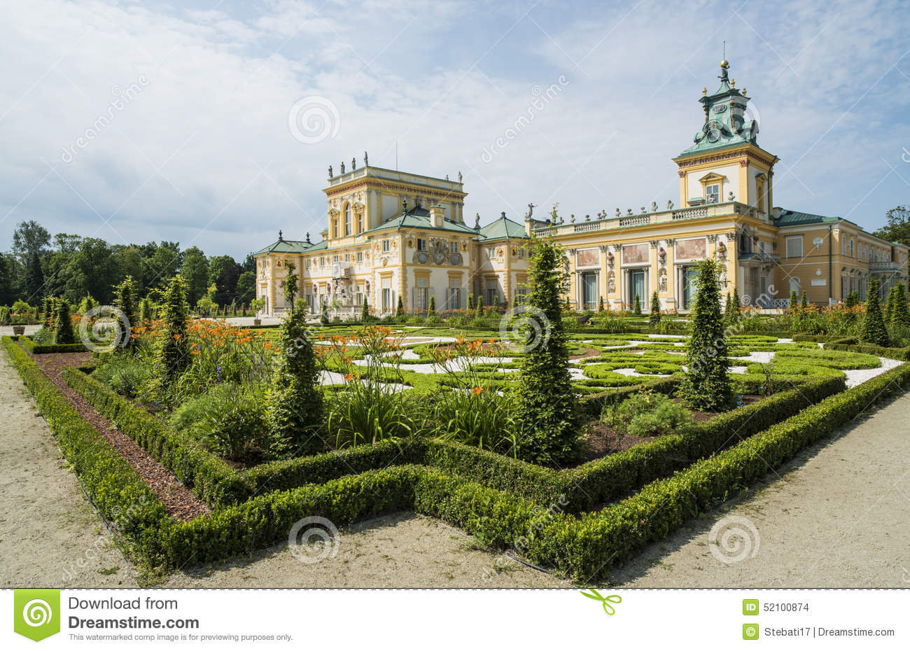 Church of St Mary Magdalene Wrocław, Wilanow Palace Warsaw Poland Europe Editorial Stock Image - Image ...