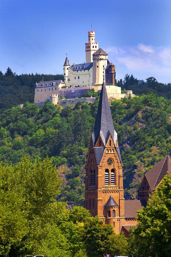 Church of St. Ulrich The Pfalz and Rhine Terrace, 321 best Germany images on Pinterest | Travel, Beautiful places ...