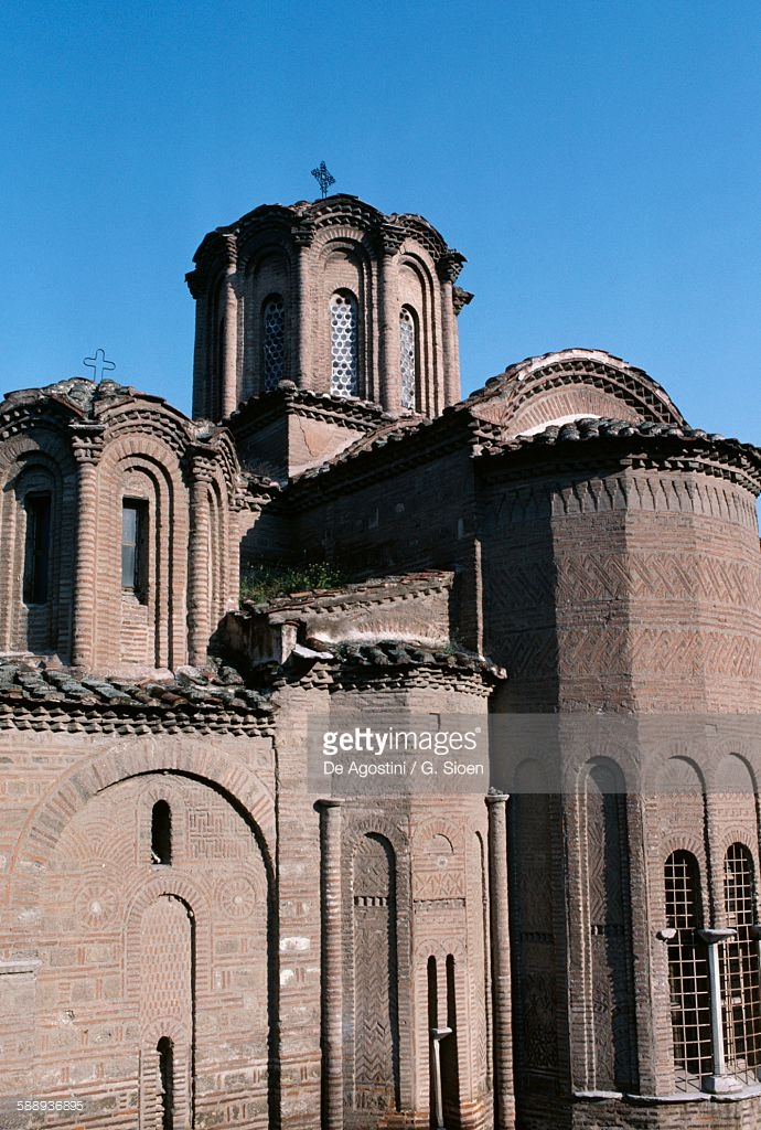 Ayios Nikolaos Orfanos Thessaloniki and Central Macedonia, The Byzantine Church Of The Holy Apostles Thessaloniki Central ...