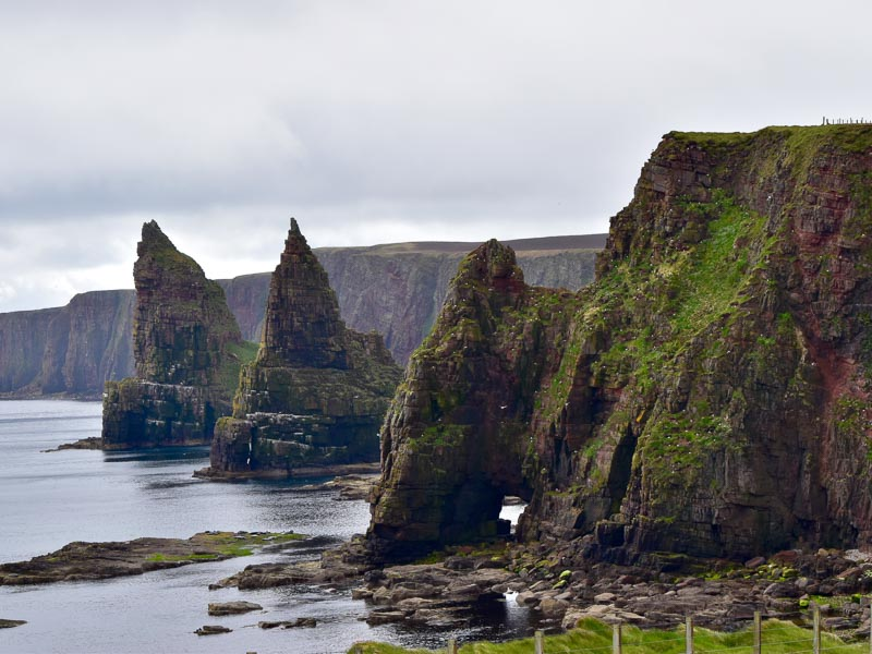Caithness Horizons The Northern Highlands and the Western Isles, Walking Holidays & Hiking Tours in Scotland : Wilderness Scotland