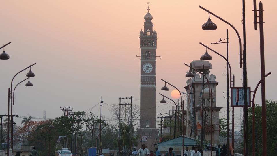 Clock Tower Lucknow, Lucknow's historic Hussainabad clock tower, others waiting to ...