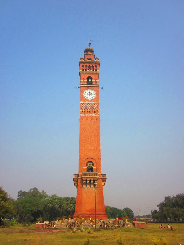 Clock Tower Lucknow, The Changing Times Can Never Change The Beauty Of Husainabad Clock ...