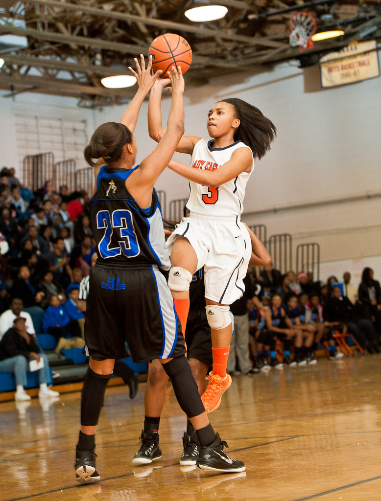 Cobb The South, Lady Spartans defeat Eagles » Ty Freeman.Com