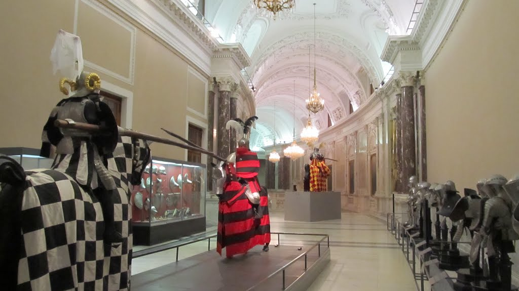 Collection of Arms and Armor Vienna, Panoramio - Photo of Nov 2012 - Vienna, Austria. Collection of ...