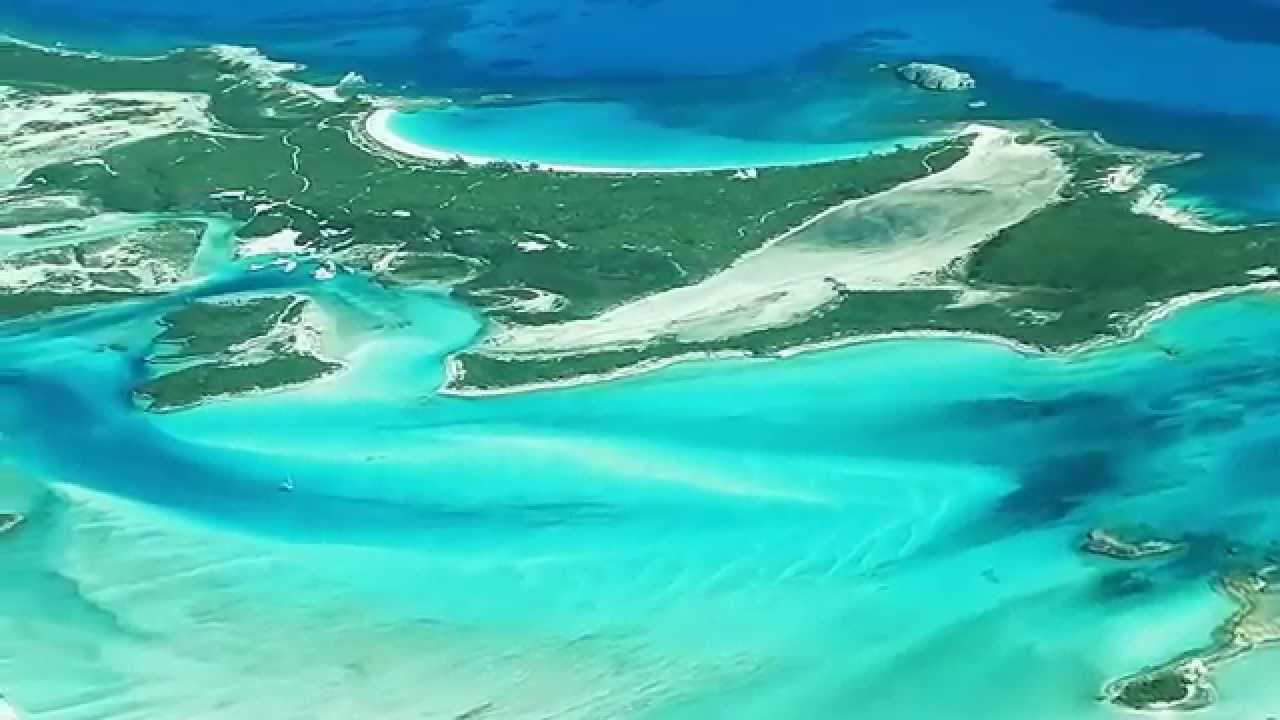 Compass Cay The Exumas, Staniel Cay, Compass Cay, Swimming Pigs, and The Exuma Land and ...