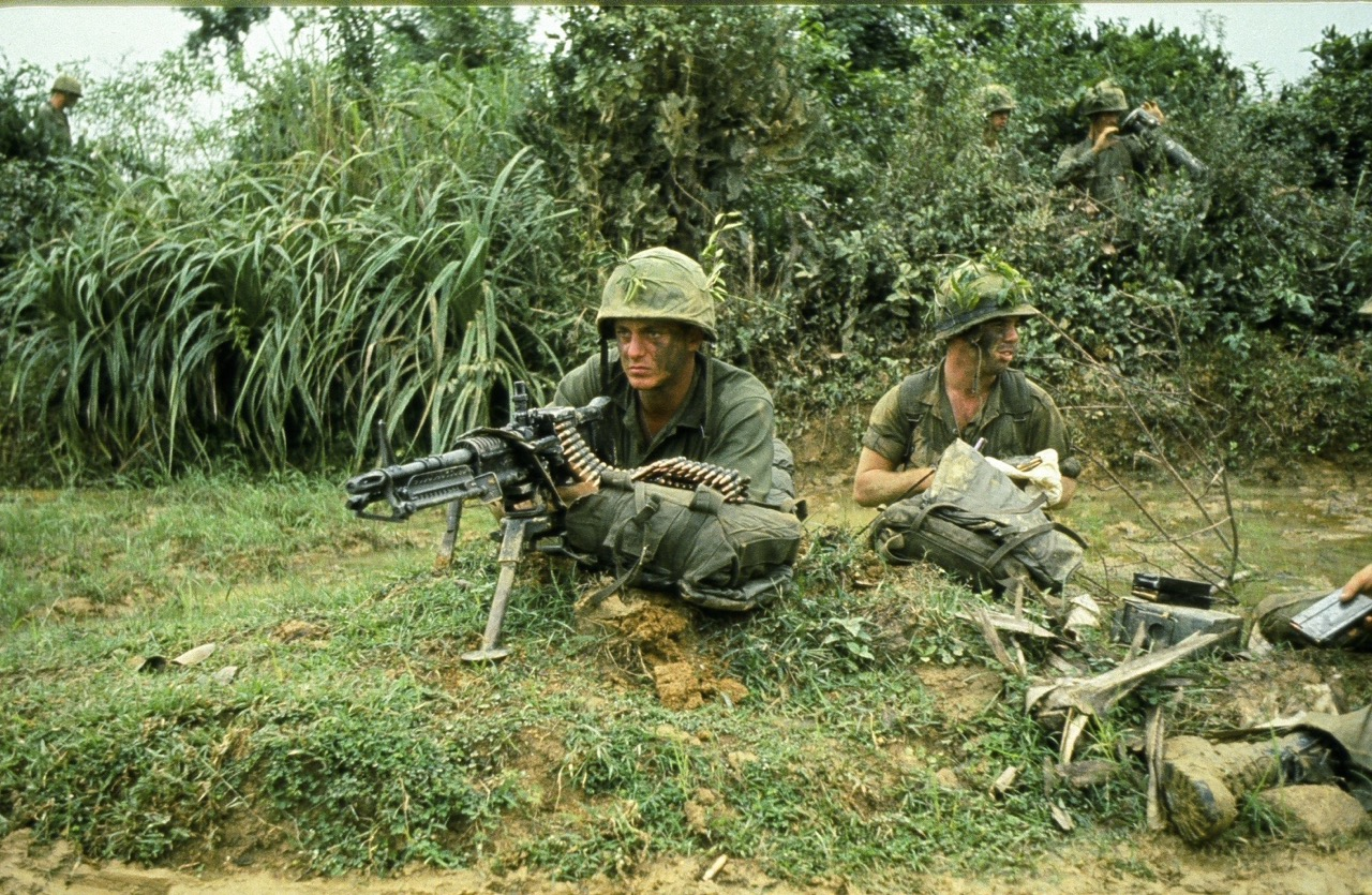 Con Thien Firebase Demilitarised Zone, A Little Piece of Hell | Don North