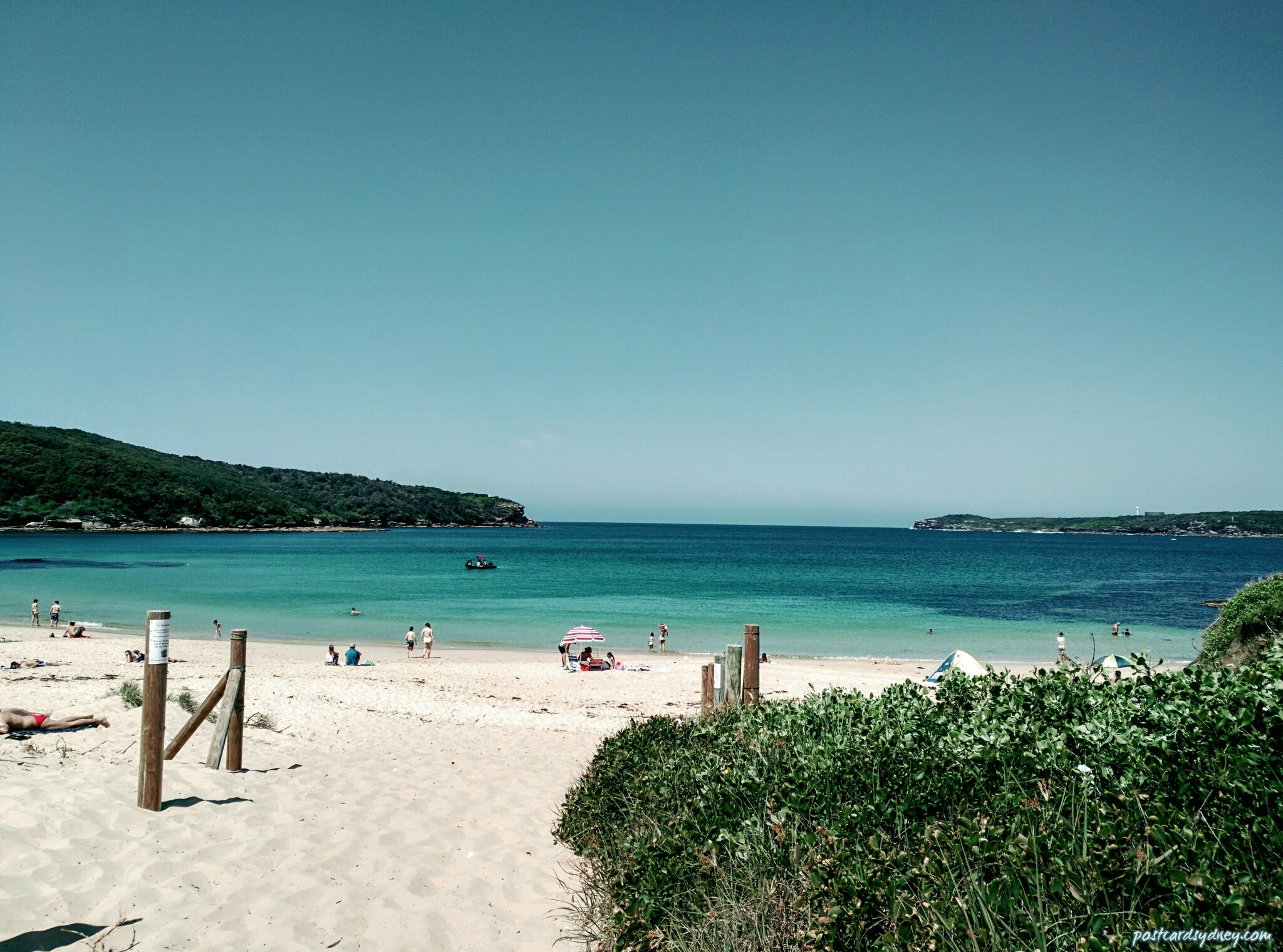 Little Congwong Beach Sydney, Congwong Beach: Getting There, Parking and Attractions