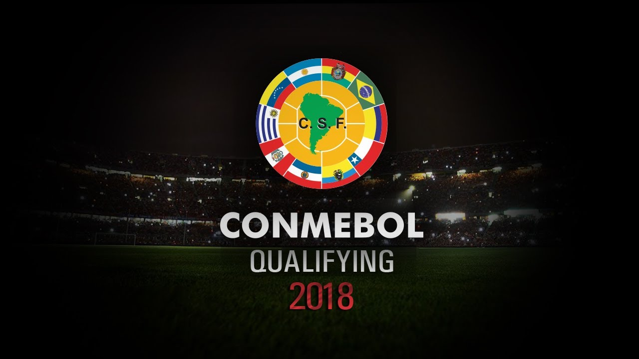 Conmebol Americas, South American Fifa WC Qualifier Live stream - CONMEBOL 23 March ...