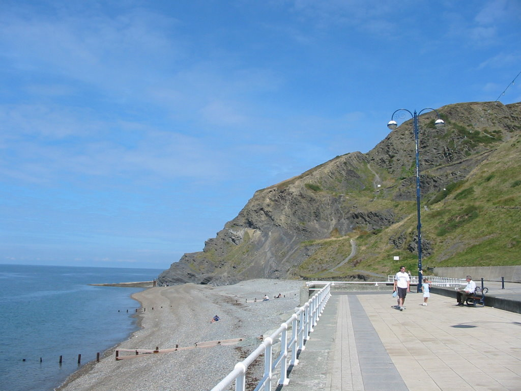 Constitution Hill Mid-Wales, Photos of Aberystwyth Mid Wales