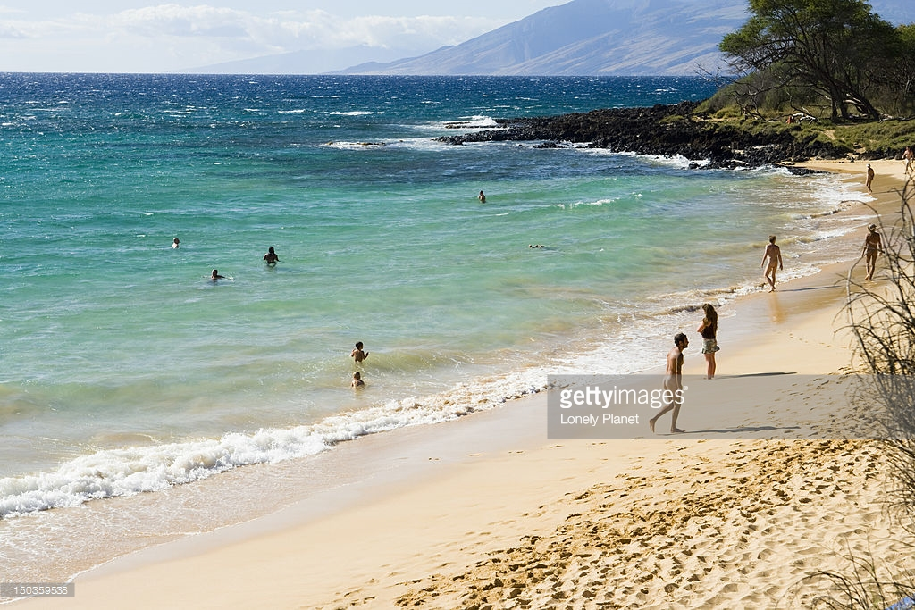 Convict Lake Mammoth Lakes Region, Little Beach Makena State Park South Maui Stock Photo | Getty Images