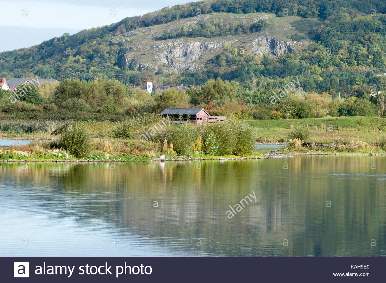 Conwy Nature Reserve Llandudno Junction, Rspb Conwy Nature Reserve Stock Photos & Rspb Conwy Nature Reserve ...