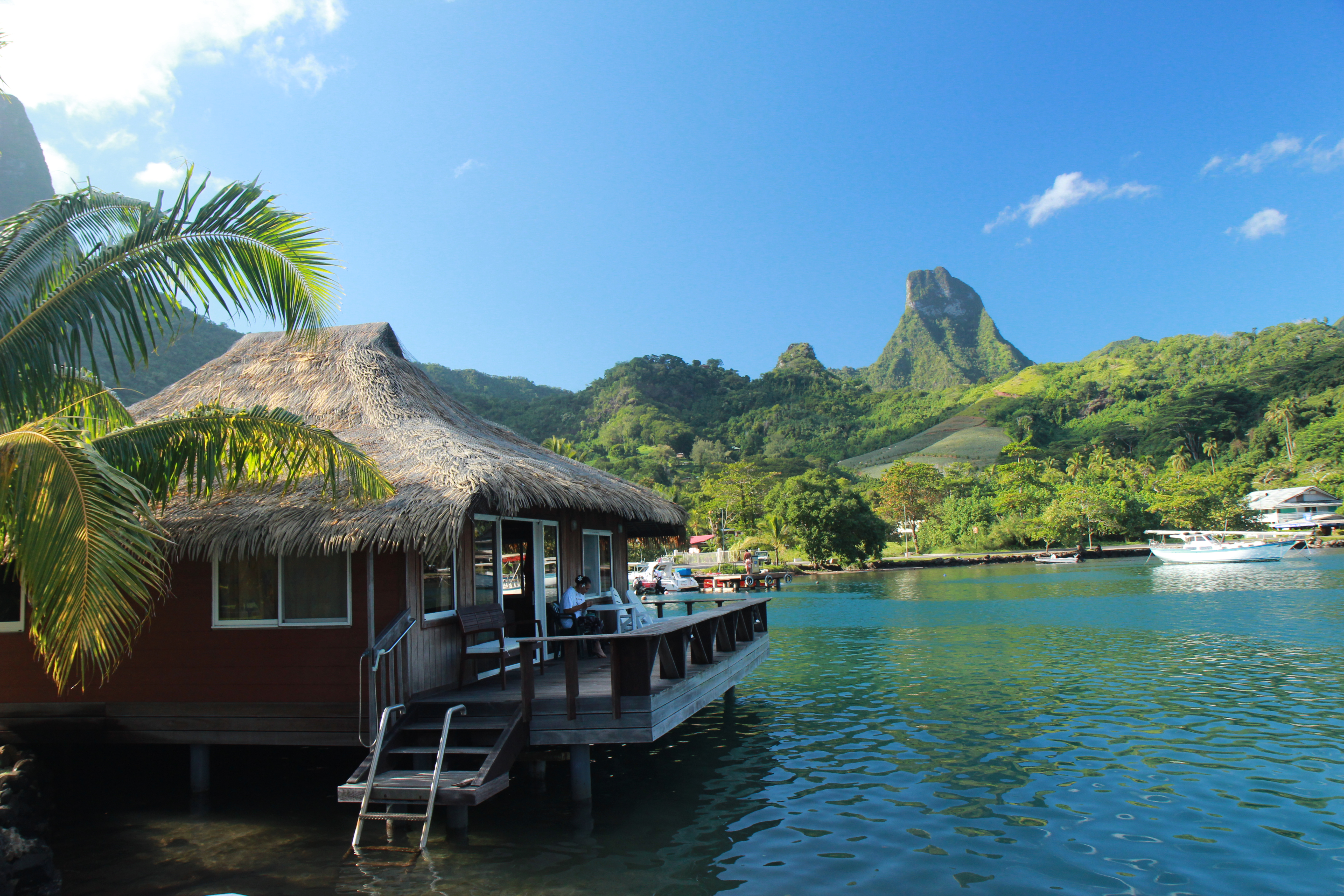 Cook's Bay Moorea, Discover Tahiti | Travel tips to exotic and remote places