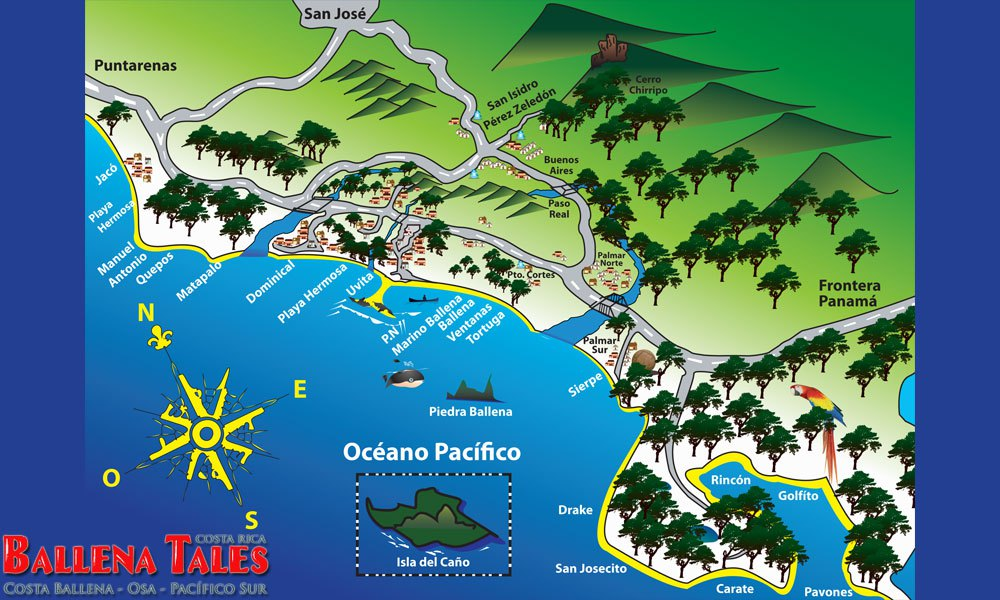 Corcovado National Park The Osa Peninsula and the South Pacific, the South Pacific & Osa Peninsula, Costa Rica