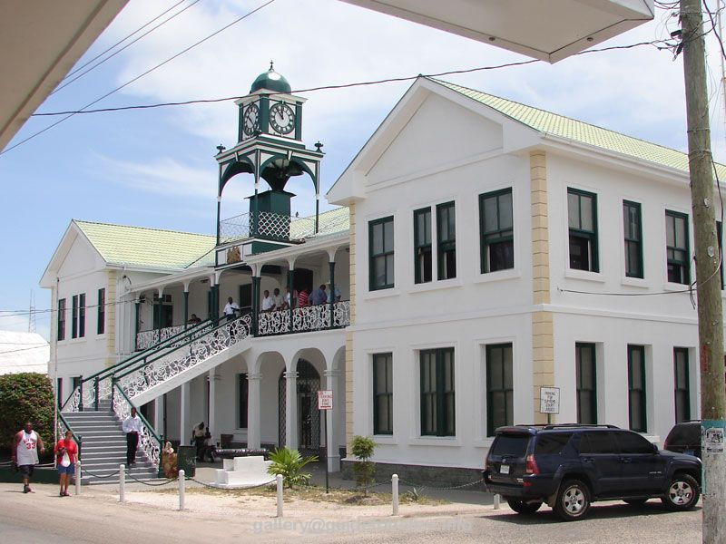 Court House Belize City, The Best Free Belize Photo Gallery. Please submit your best Belize ...