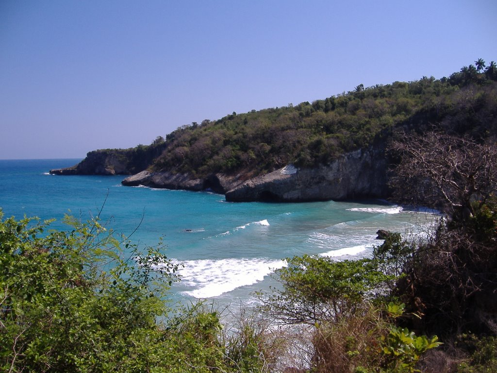 Cyvadier Plage Jacmel, Panoramio - Photo of Jérémie Anse d`Azur