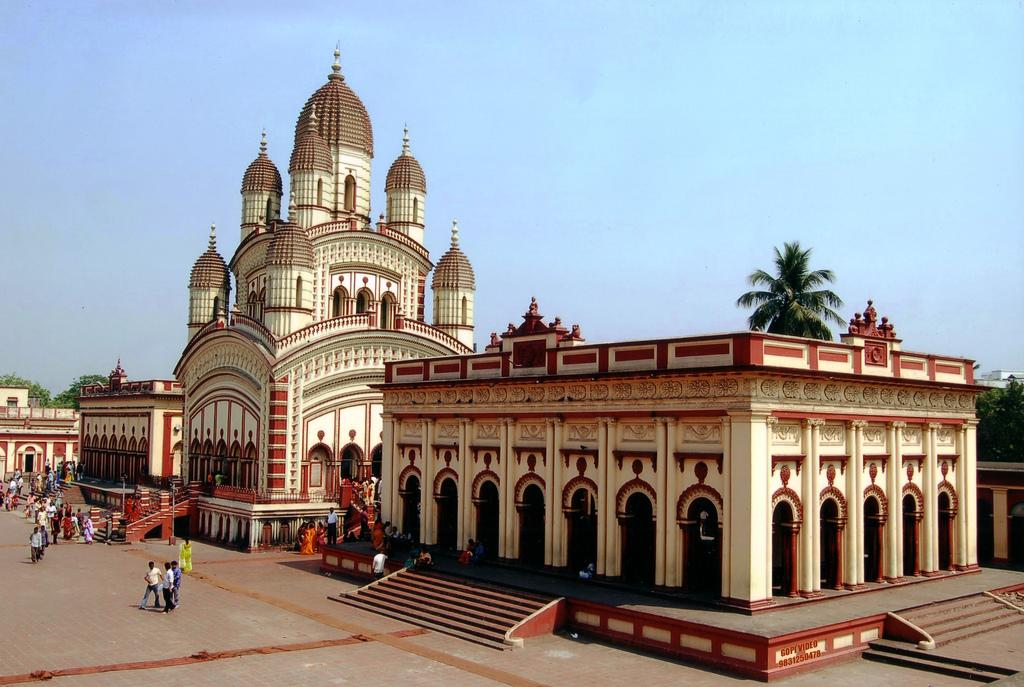 Dakshineshwar Kali Temple Kolkata (Calcutta), Dakshineswar Kali Temple wallpaper, photos & images for desktop ...