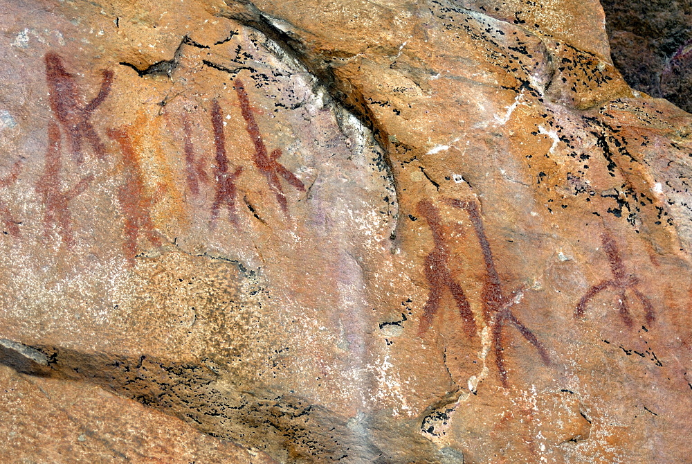 Dancing Penises Tsodilo Hills, High Quality Stock Photos of