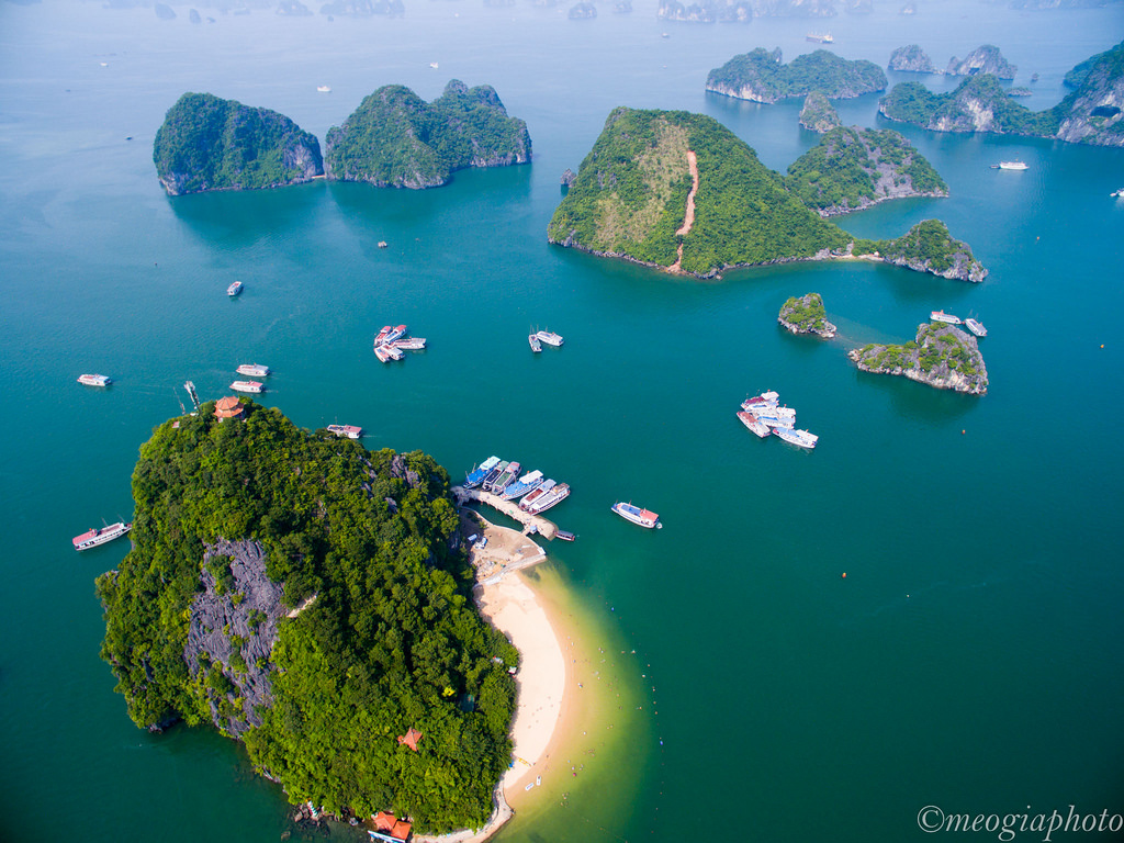 Dao Titop Halong Bay, Đảo Titop, Hạ Long | Titov island, Halong bay | Meogia Photography ...