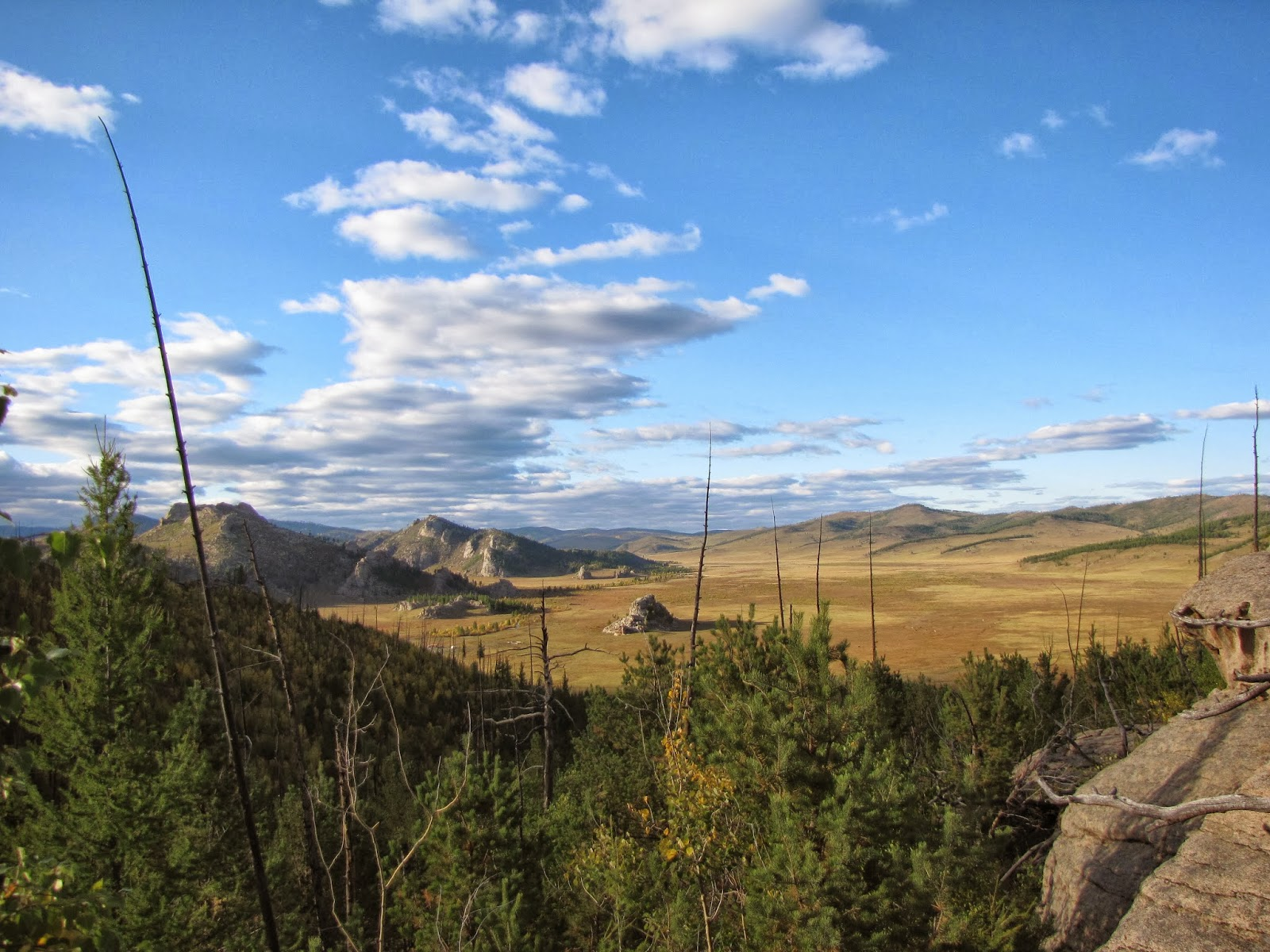 Dornod Natural History Museum Choibalsan, Eternal Landscapes Mongolia - Blogging From The Wild: Travelling ...