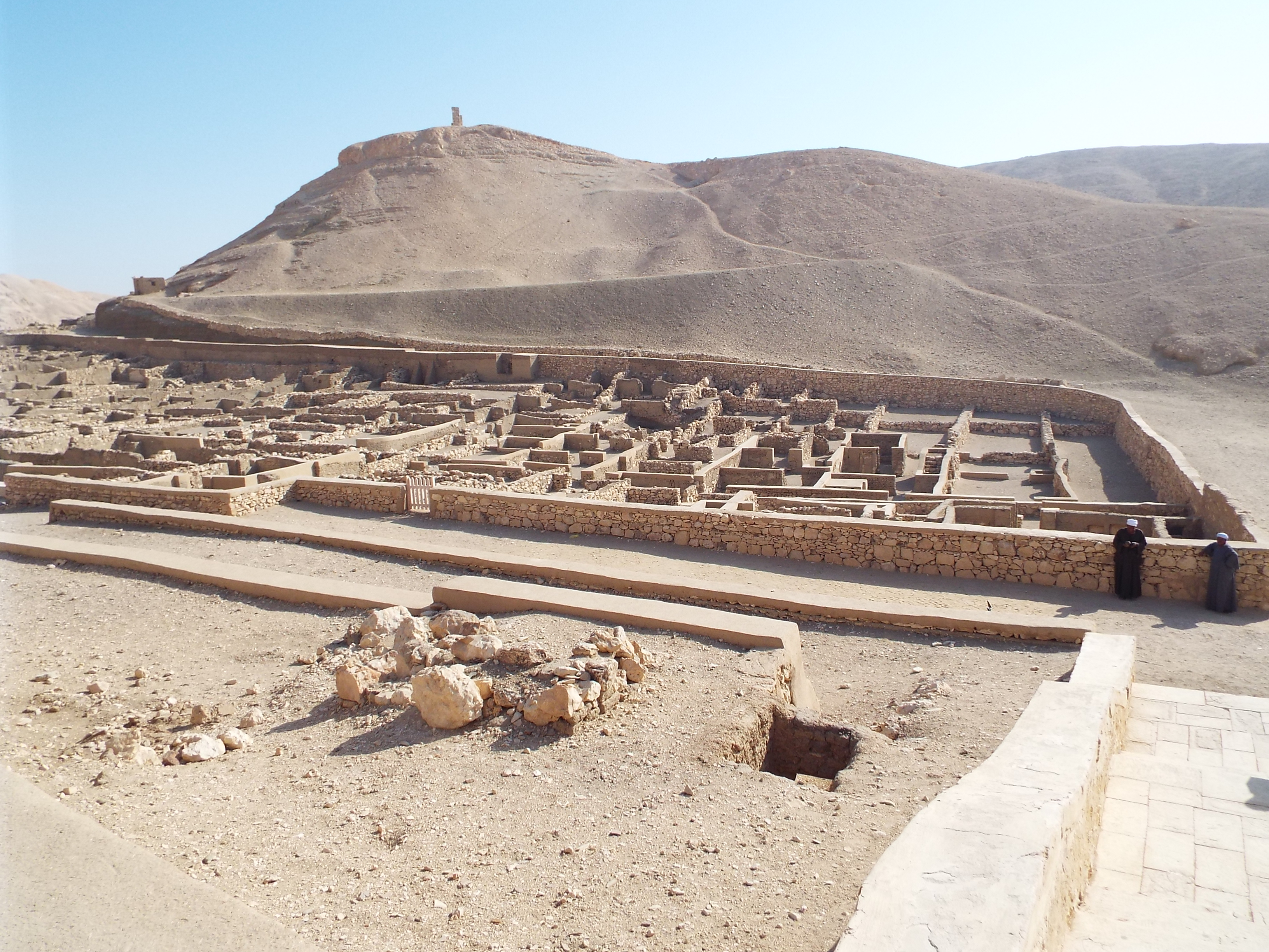 Deir Al Medina Luxor, Day Trip to Valley of the Kings and Queens, King Tut and Nefertari ...